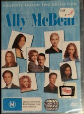 ALLY MCBEAL - Season Two - 6  Disc DVD BRAND NEW & SEALED