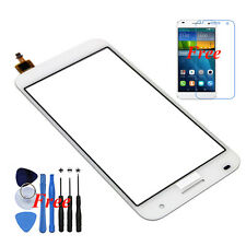 White Original Replacement Touch Screen Digitizer Glass For Huawei Ascend G7
