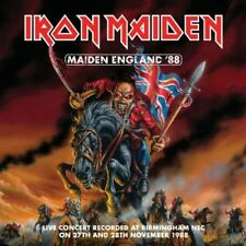 Maiden England '88 - Iron Maiden (2013, CD NEUF)