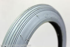 """8 x 1-1/4 """" Inch Tires Wheel Chair Scooter MOBILITY Tyres Grey Pneumatic"""