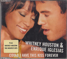 WHITNEY HOUSTON & ENRIQUE IGLESIAS - COULD I HAVE THIS KISS FOREVER