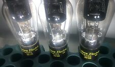 Three Tubes 323B Western Electric 1954 Same Code 439