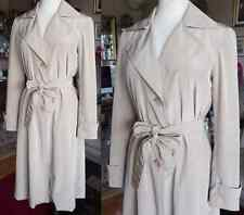New sz 42 / US 6 Cinzia Rocca trench jacket coat dress