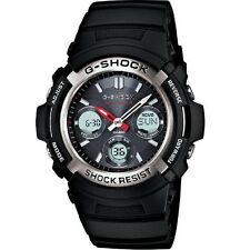 Casio G-Shock AWGM100-1A Atomic Solar Power Analog Digital Watch AWG-M100-1A