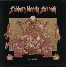 BLACK SABBATH Sabbath Bloody Sabbath 1973 UK first issue Vinyl LP original WWA
