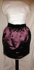 DOLCE AND GABBANA - LADIES BUTTONED SKIRT - SIZE UK 14, ITALY 44