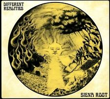 Different Realities [Digipak] * by Siena Root (CD, Oct-2009, Transubstans)