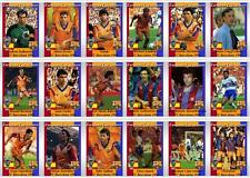 FC Barcelona European Cup winners 1992 football trading cards