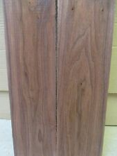 AD Black Walnut Figured Bench Resaw Jewelry Box End Tables Craft Projects Lumber