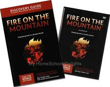 New FIRE ON THE MOUNTAIN That The World May Know Vol 9 DVD Discovery Guide SET