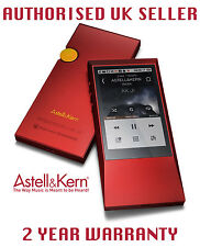 Astell&Kern Astell & Kern AK JR Junior High Resolution Portable MQS Player RED