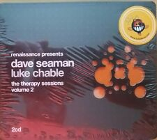 "Dave Seaman & Luke Chable ‎""Renaissance pres.The Therapy Sessions Volume 2""*2xCD"