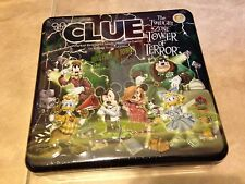 Clue The Twilight Zone Tower of Terror Disney Theme Park Edition NEW sealed