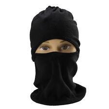 Outdoor Motorcycle Winter Thermal Balaclava Ski Neck Hoods Face Mask Hat Cap USA