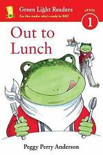 Out to Lunch (Green Light Readers Level 1)  (ExLib)