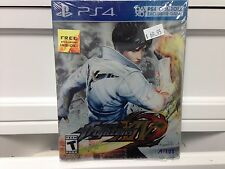 ** The King of Fighters XIV - PS4 - Steelbook Edition - New!