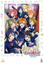 Love Live! School Idol Project Complete Season 1 Collection DVD Region 2 ANIME
