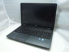 """HP Zbook 15 G2 Workstation●15.6"""" IPS●i7-4810MQ●750GB●24GB●Quadro K1100M●SSD opt"""