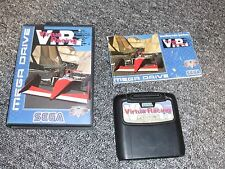 SEGA MEGA DRIVE GAME - VIRTUA RACING - COMPLETE  - TESTED