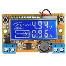 Adjustable DC-DC Double Display Step Down Pulse Power Supply Module LCD Display