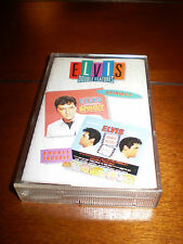 Elvis Presley rare cassette tape, Films Spinout,Double Trouble,Double features