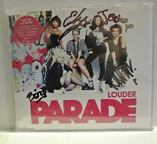 CD. Parade, CD1 of 2CD set by Louder. Signed by all 5 members on the insert & CD