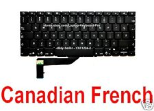 Apple MacBook Pro A1398 Keyboard - CF - Canadian French