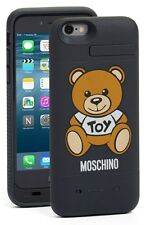 iPhone 6/6S/7  CHARGER BATTERY PACK Moschino Couture Jeremy Scott Teddy Bear Toy