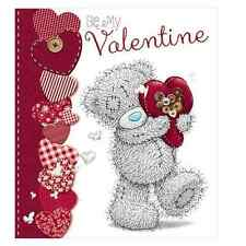 ME TO YOU BE MY VALENTINE VALENTINE'S DAY CARD TATTY TEDDY BEAR NEW GIFT