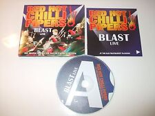 The Red Hot Chilli Pipers - Blast Live (Old Fruit Market, Glasgow)(CD) 16 Tracks