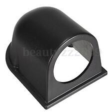 "Auto Car 2"" inch 52mm Plastic Single Hole Gauge Pod Meter Holder Mount Black"