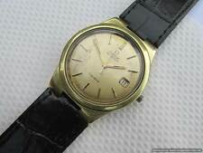 VINTAGE MEN'S OMEGA GENEVE AUTOMATIC CAL 1012  CALENDAR WATCH SWISS