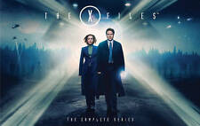 The X-Files: Seasons 1-10 Collection (Blu-ray Disc, 2016, 57-Disc Set, Canadian)