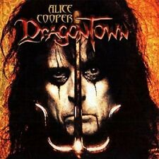 Alice Cooper Dragontown CD NEW SEALED 2010