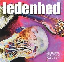LEDENHED - CENTRAL NERVOUS SYSTEM - 12 TRACK MUSIC CD - BRAND NEW - G227