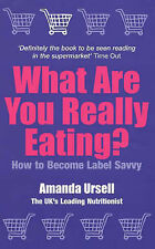 WHAT ARE YOU REALLY EATING? / AMANDA URSELL 9781401906887