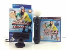 PS3 PS4 SPORTS CHAMPIONS 2 COMPLETO EN CAJA MOVE+CAMARA+CD+MANUAL PLAYSTATION