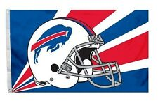 Buffalo Bills Tailgate Flag 3x5 NFL Deluxe All Pro Banner