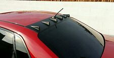 For 08-14 Subaru Impreza WRX STI ST 4Dr Roof Fin VG Painted Black