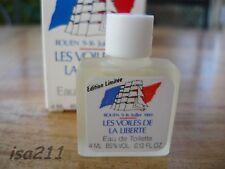 Miniature de Parfum : M.F. Production - Les voiles de la liberté