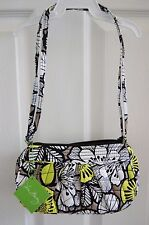 NWT Vera Bradley Frannie Citron Shoulder Bag Purse
