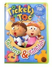 Tickety Toc Mini Art Case Kids Party Bag Favour Children's Cartoon Color Case