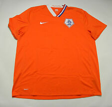 Netherland Holland 2008 / 2010 Home Kit Football Jersey Shirt Spieltrikot