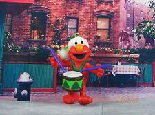 Sesame Street Muppets Cokkie Monster Elmo Cake Topper Figure Model K1224 N