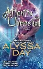 Atlantis Unmasked (Warriors of Poseidon), By Alyssa Day,in Used but Acceptable c
