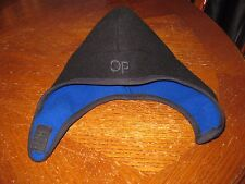 OR OUTDOOR RESEARCH Gore Windstopper Fleece Dome Hat Cap Black/Blue - Medium M