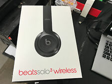 AUTH Beats by Dr. Dre Solo3 Wireless Black gloss  Model  A1796