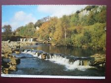 POSTCARD SOCIAL HISTORY THE POWER & BEAUTY OF THE WATER