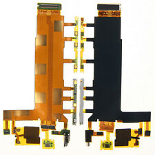 Volume Button Power off/on Mic Flex Cable Repair Part For Sony Xperia Z3 D6603