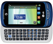 New Unlocked LG Xpression 2 C410 (AT&T) GSM World QWERTY Touch Screen Phone
